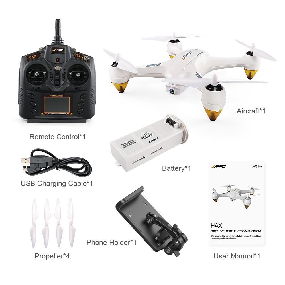 JJRC JJPRO X3 Brushless Drone