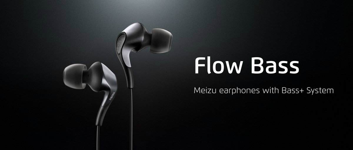 Meizu Flow Bass Earphones