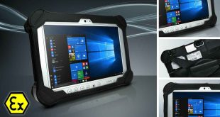Panasonic Toughpad FZ-G1 ATEX Windows 10 Tablet