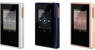 Pioneer XDP-02U Hi-res Audio Player