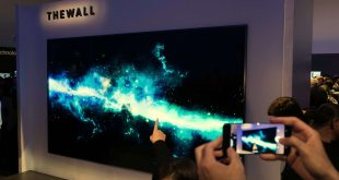 Samsung microLED Technology