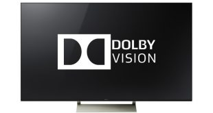 Sony TV with Dolby Vision