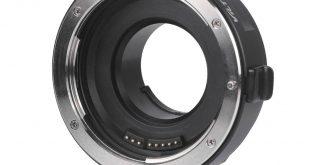 Viltrox EF-M1 lens adapter