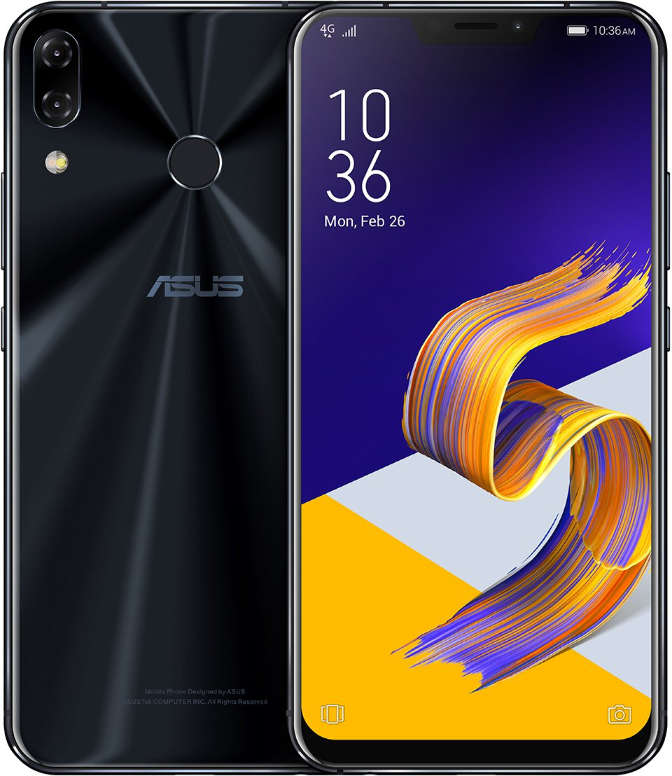 Asus ZenFone 5Z With 6.2-inch 19:9 Display, SD845, 8GB RAM ...
