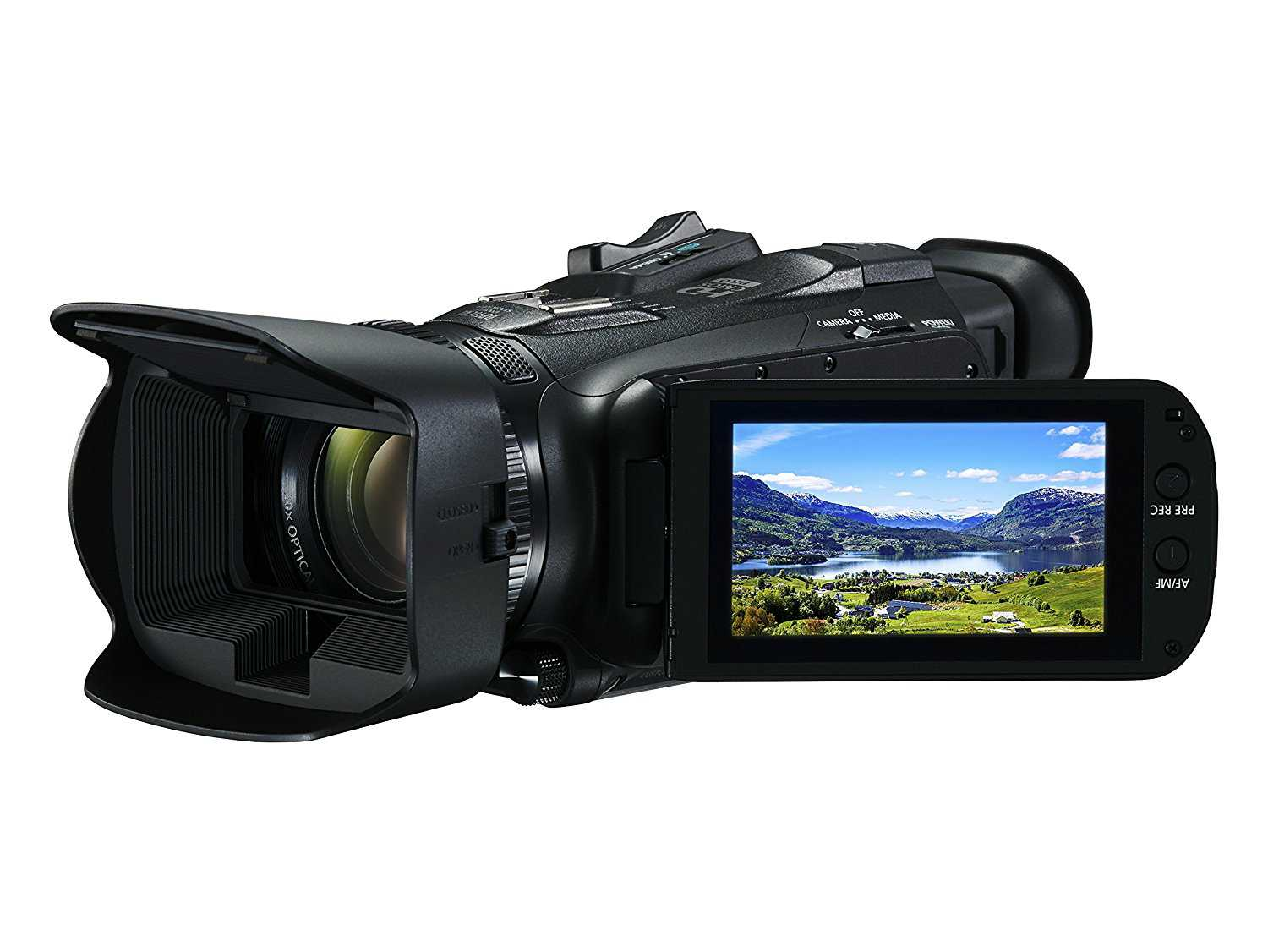 Canon Legria HF G26 Full HD Camcorder
