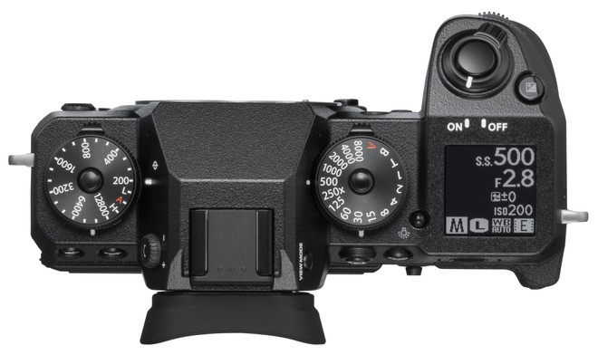 Fujifilm X-H1 specifications
