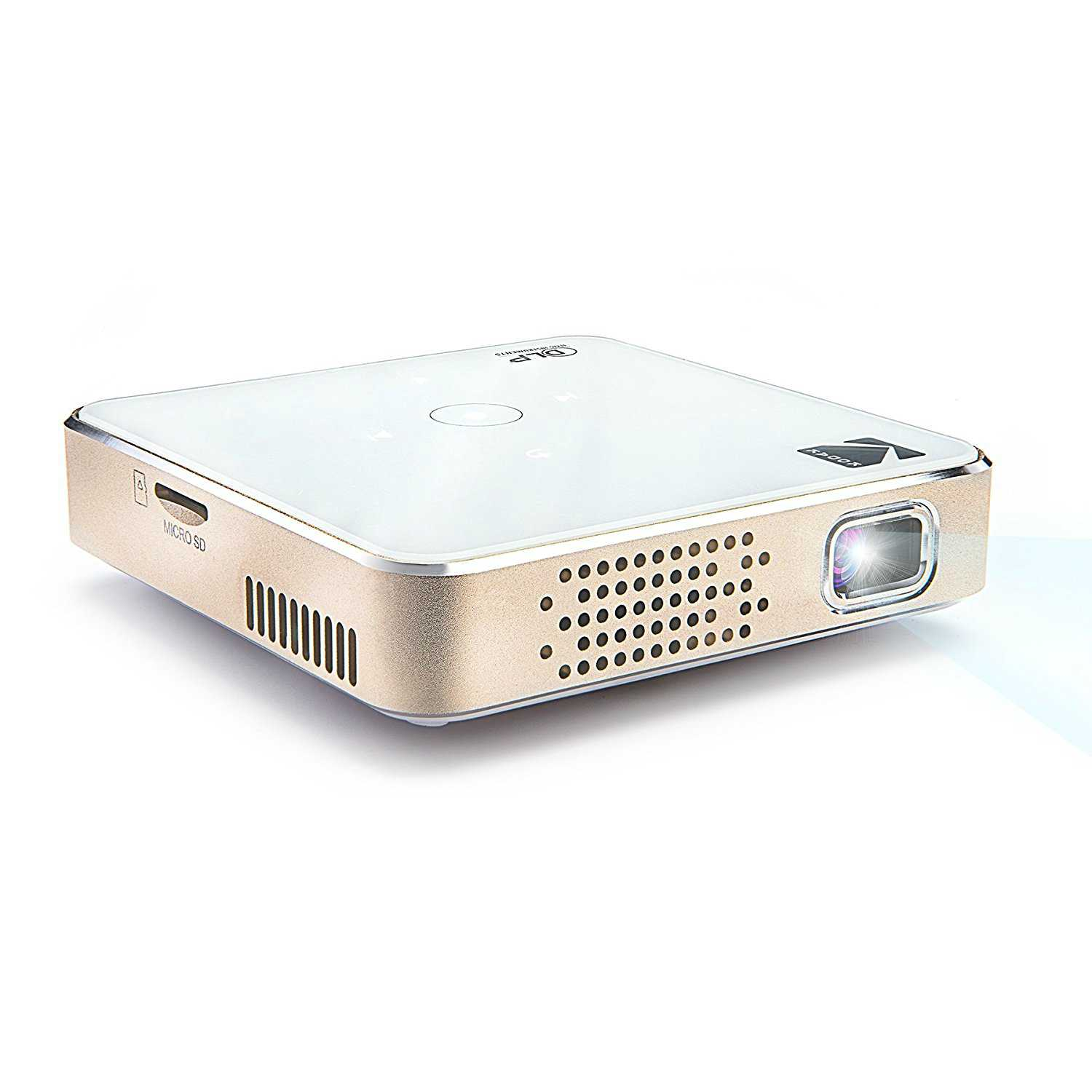 Three new kodak portable projectors launched price and for Portable projector reviews