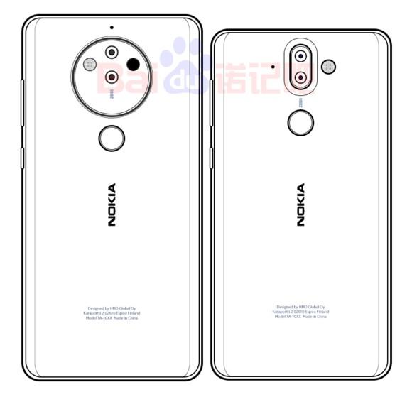 Nokia 8 Pro prototype