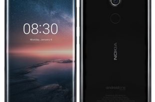 Nokia 8 Sirocco Specifications