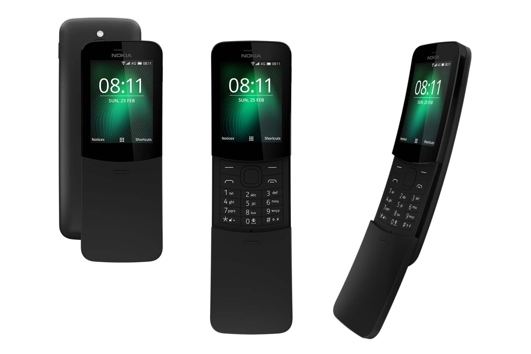 Nokia  G Feature Phone Official At Mwc  Price And Specifications