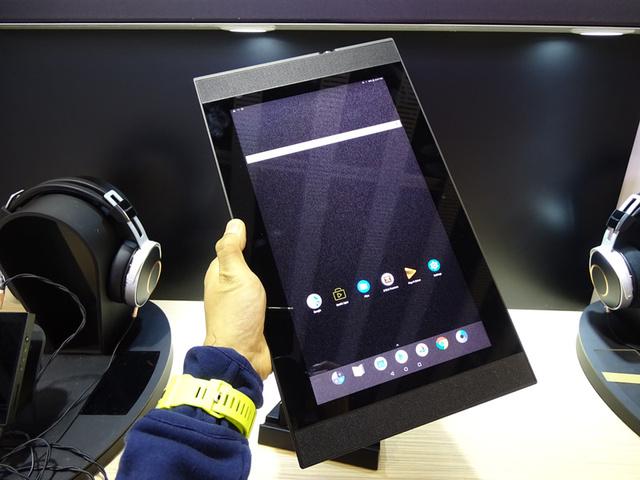 Onkyo Granbeat Hi-Res Tablet