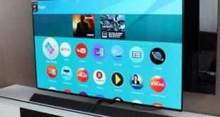 Panasonic 2017 TV with HDR10+