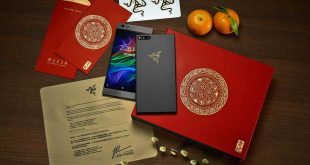 Razer Phone Gold Edition