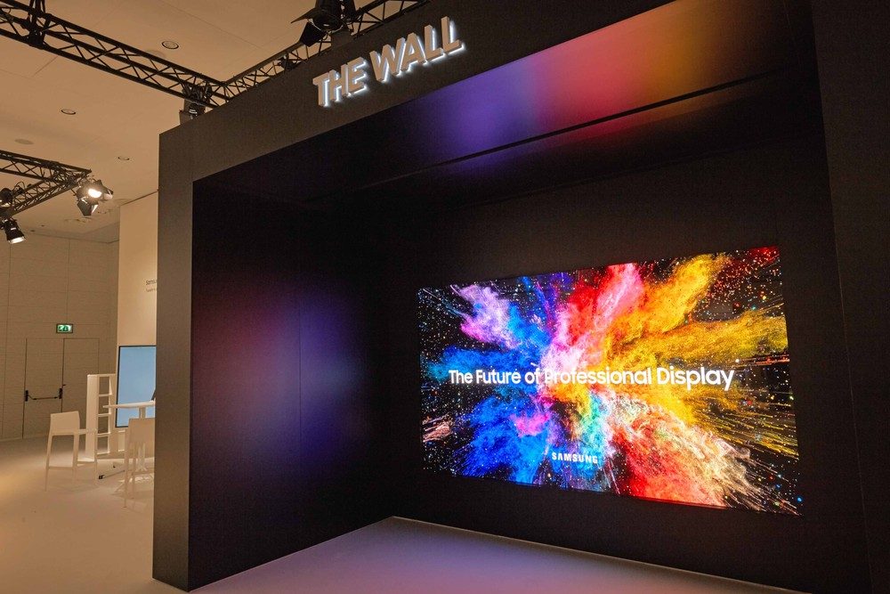 Samsung The Wall Professional MicroLED Display