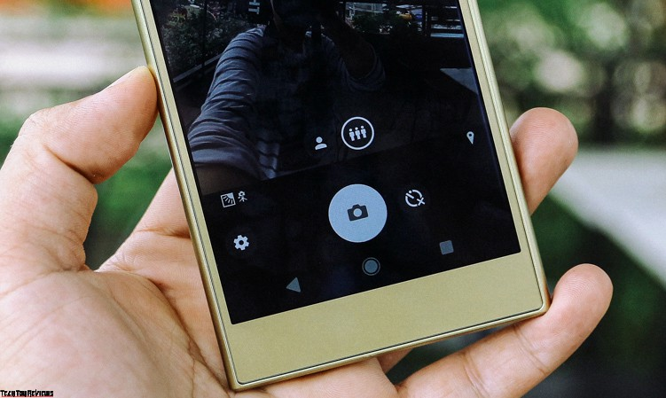 Sony Xperia L2 software
