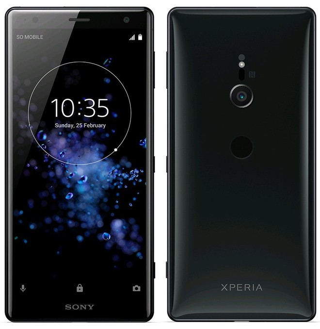 Sony Xperia XZ2 Compact Specifications