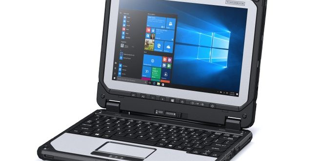Panasonic Toughbook Cf 20 2 In 1 Rugged Laptop With 7th