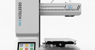 geeetech e180 desktop 3d printer