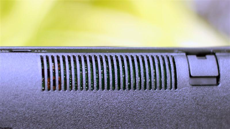 Asus X541UA heat