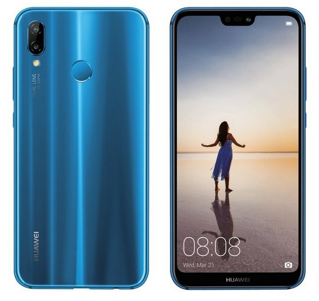 Huawei P20 Lite Specifications