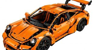 Lepin Porsche 911 GT3 RS Brick Builder Kit