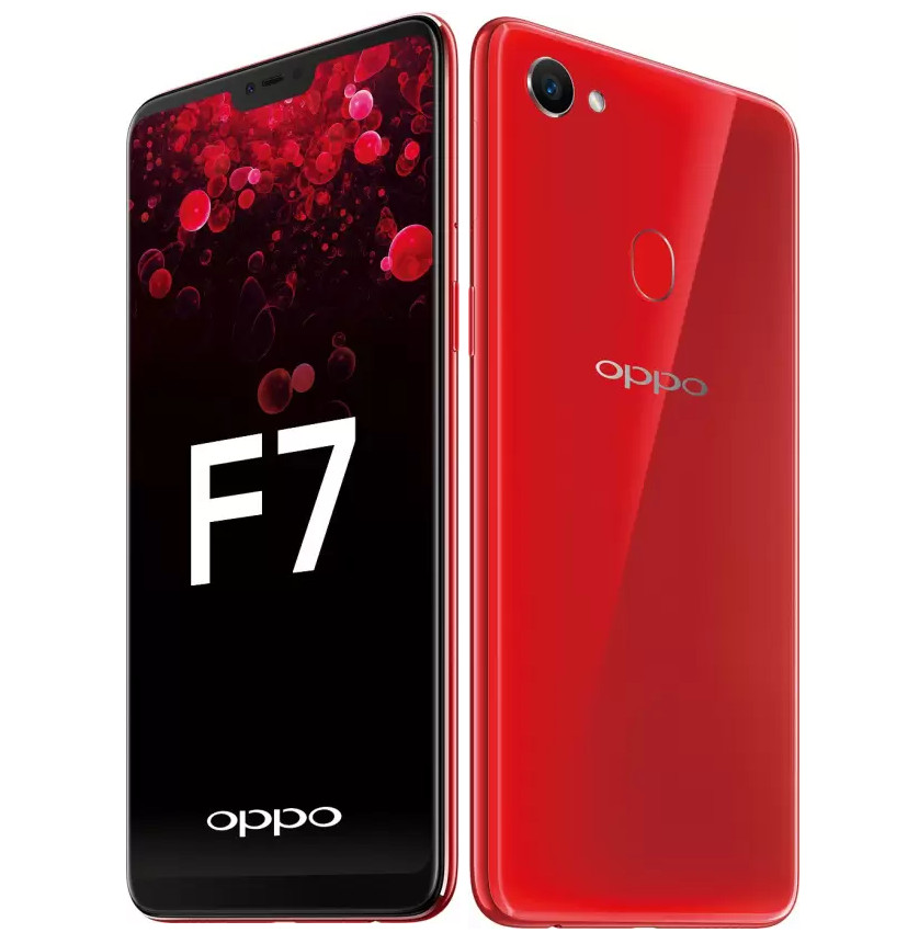 Oppo F7 With 6.23- 19:9 Notch Display, 25MP Selfie Camera ...