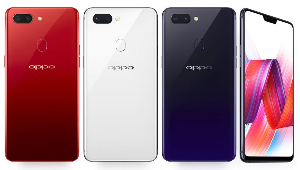 Oppo R15 specifications