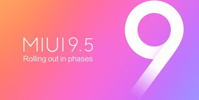 Xiaomi MIUI 9.5 Global Stable
