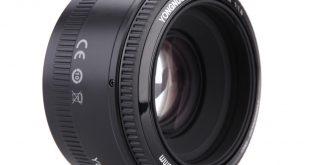 Yongnuo YN EF 50mm f18 AF Lens