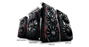 Asus AREZ Graphics Card