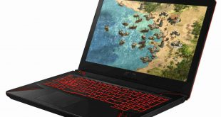 Asus FX504 TUF gaming laptop