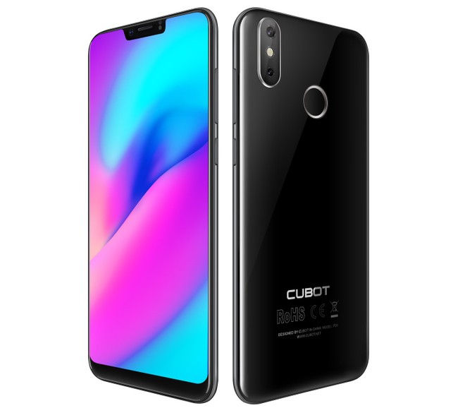 Cubot P20 Specifications