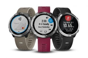Garmin Connect IQ 3