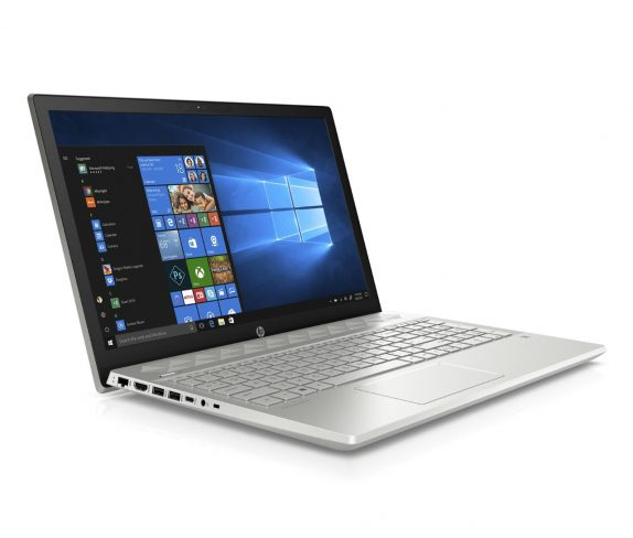 HP Pavilion notebooks