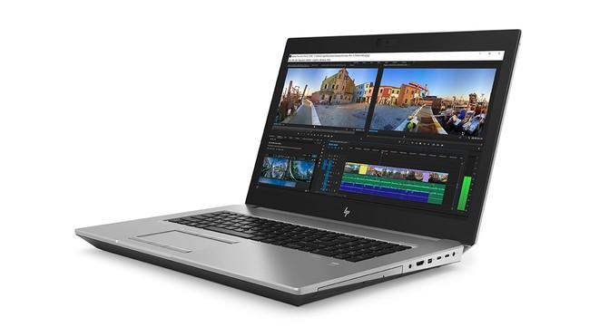HP ZBook17 G5