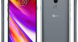 LG G7 ThinQ New Render