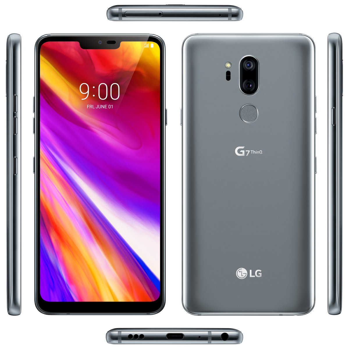LG G7 ThinQ New Render