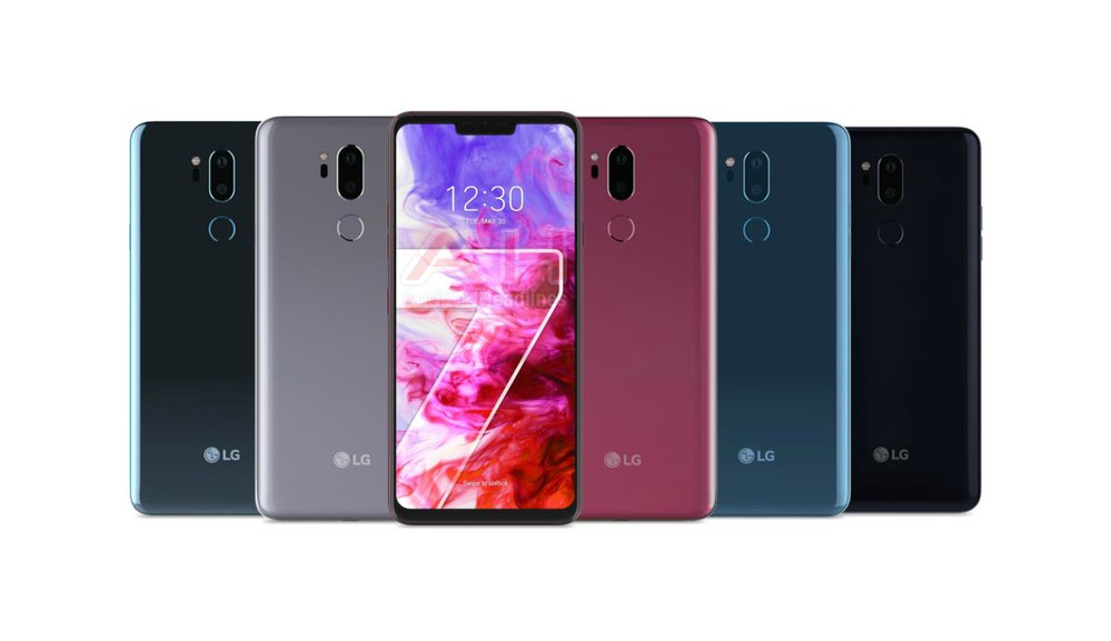 LG G7 ThinQ specifications