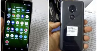 Moto G6 Play hands-on Video