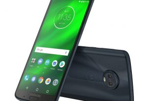 Moto G6 plus price