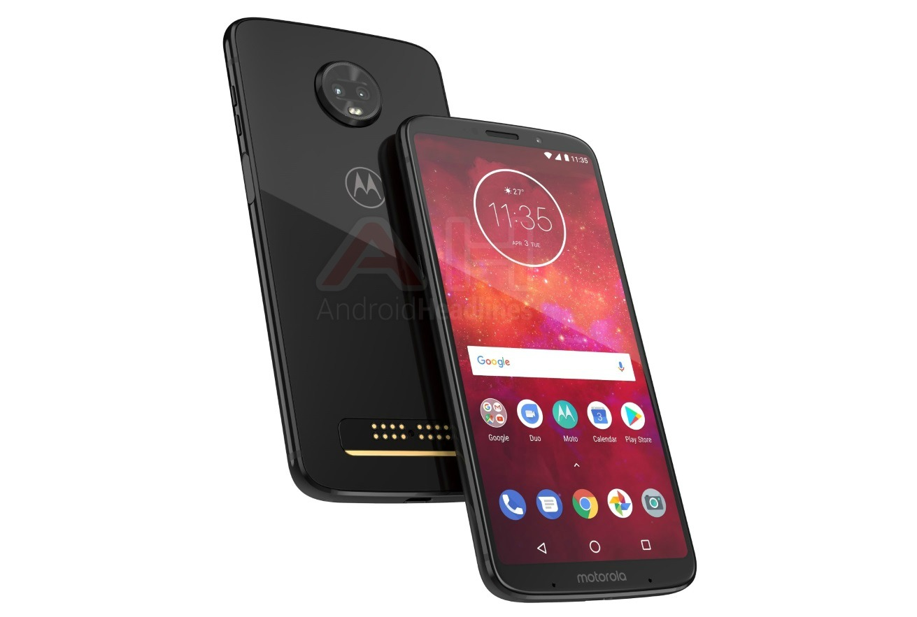 Moto Z3 Play specifications