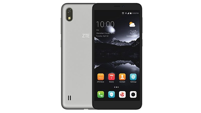 ZTE A530 specifications