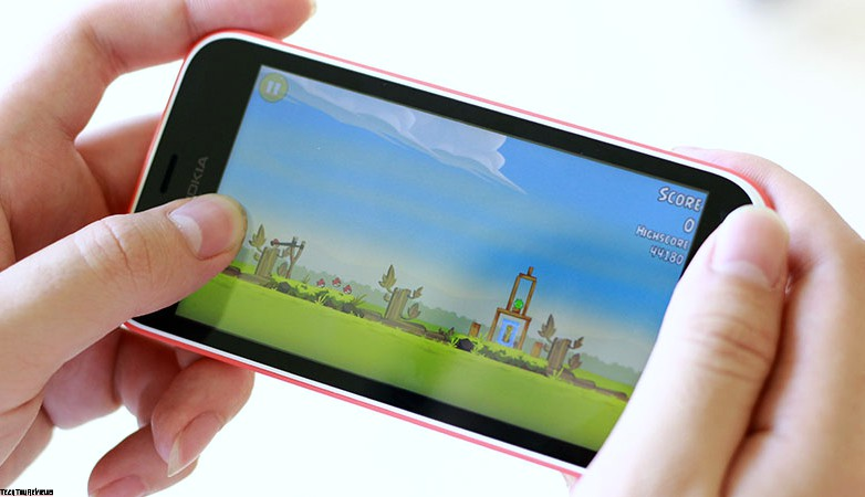 nokia 1 game performance