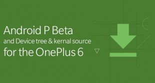 Android P Beta for OnePlus 6