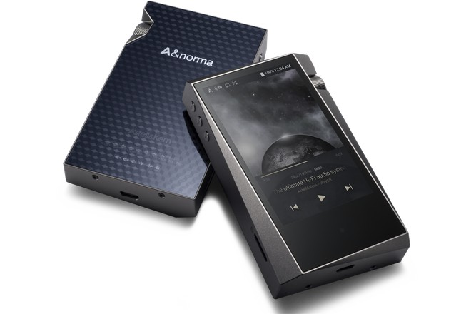 Astell &Kern A&norma SR15 Portable Audio Player