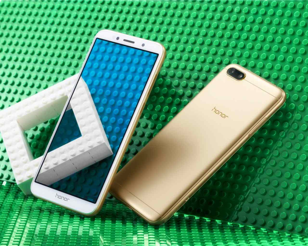 Honor Play 7 specifications