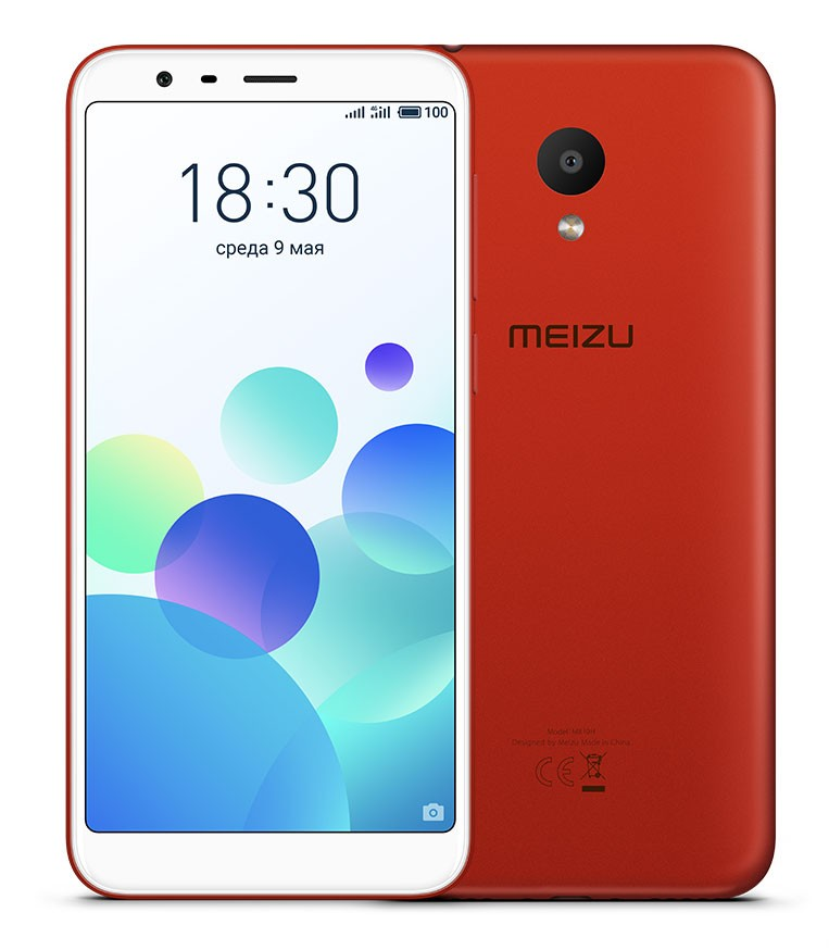 Meizu M8c specifications