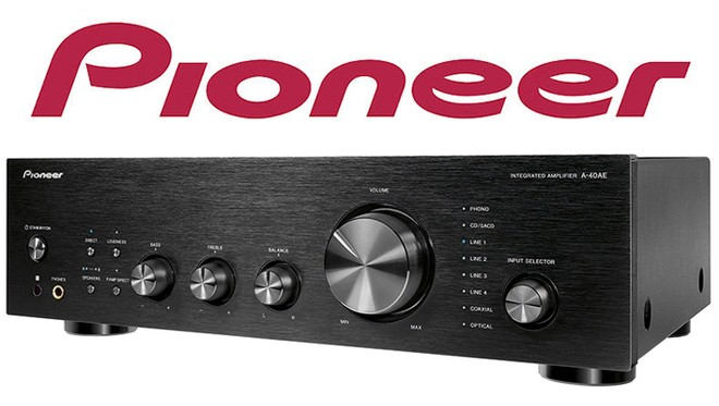 Pioneer A-40E Stereo Amplifier