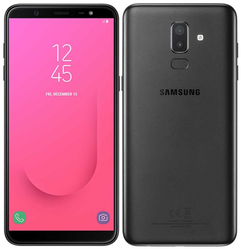 Samsung Galaxy J8 Specifications