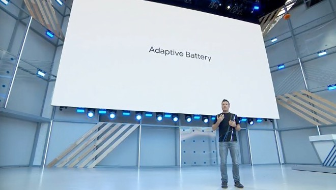 android p battery